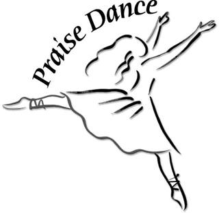 Praise Dance Clip Art